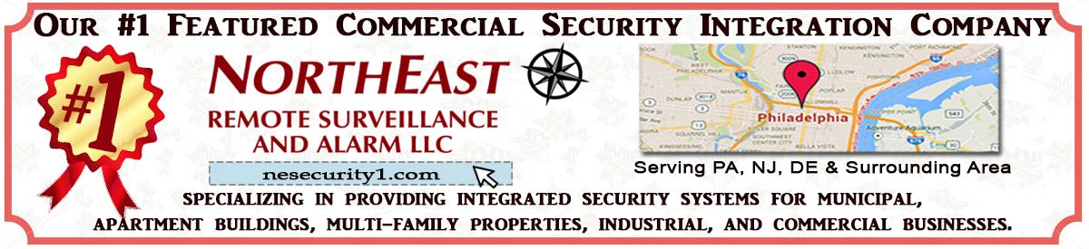 Northeast Remote Surveillance Featured Commercial Security Integration